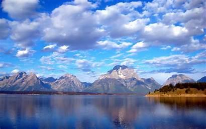 Teton Grand Tetons Desktop Wallpapers Park National