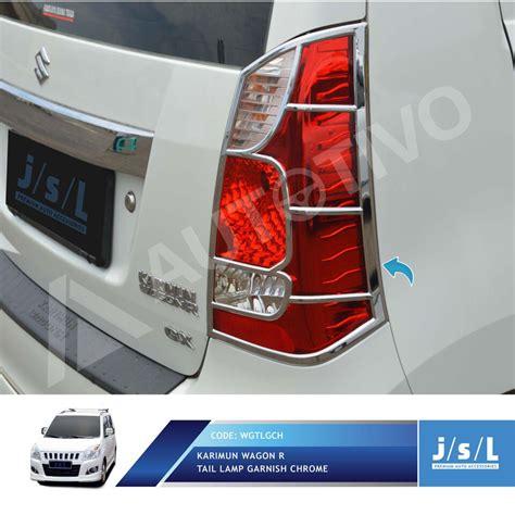 Suzuki Karimun Wagon R 4k Wallpapers by Garnish Tutup Bensintank Cover Garnish Putih Suzuki
