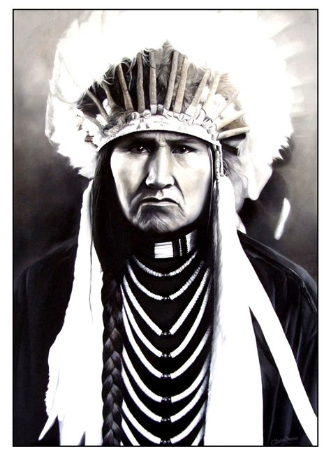 Indian Chief Image by American Indian Chief 2 American