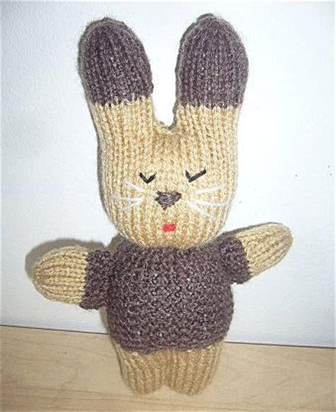 un mod 232 le de tricot gratuit le doudou lapin en ce petit lapin doudou en tricot 233