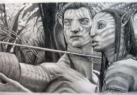 Jake And Neytiri By Rifty On Deviantart