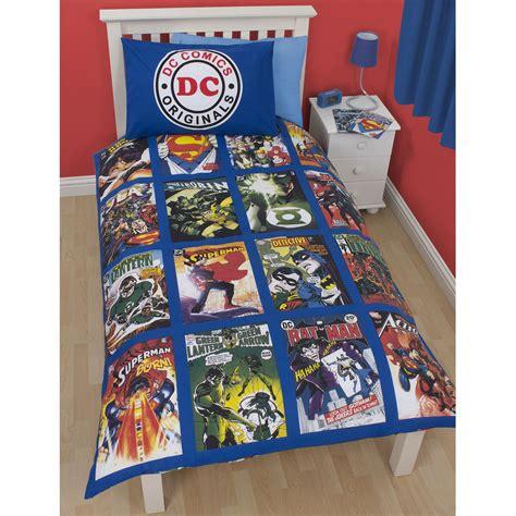 Official Avengers Marvel Comics Bedding + Bedroom