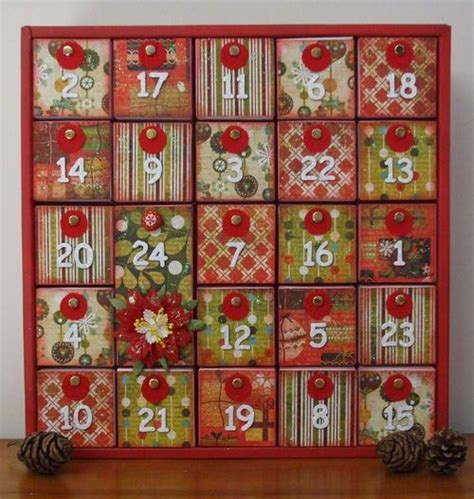 christmas 1 advent calendars its a hard nut life