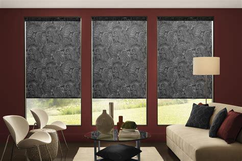 blinds decor custom printed window shades  persona