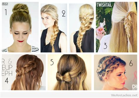 Cool Braided Hairstyles For School