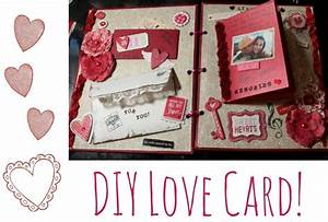 How To Make Handmade Birthday Cards For Lover ...
