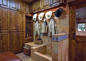 Rustic home idea - Traditional - Laundry Room - other