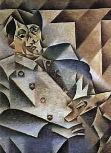 El retrato de Picasso Juan Gris Abra las Reproducciones de ...