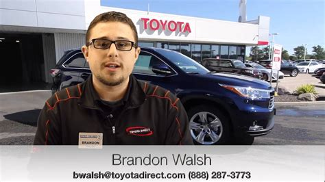 Toyota Direct Morse Road by Brandon Walsh Toyota Direct Service Dept Columbus Oh
