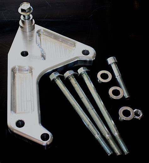 ls3 and ls2 alternator bracket for factory water