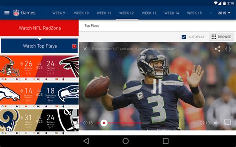 Nhl Mobile by Nfl Mobile Android Apps On Play