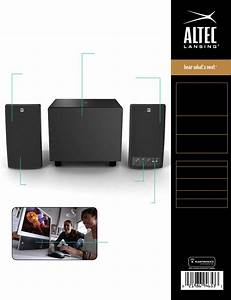 Page 2 Of Altec Lansing Speaker Vs2521 User Guide
