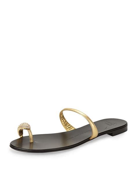 mirrored coffee table giuseppe zanotti metallic toe ring sandal gold