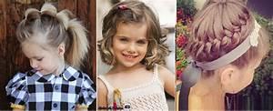 Coiffure Petite Fille Facile : modele coiffure fille oh moving ~ Dallasstarsshop.com Idées de Décoration
