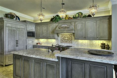 Gray Stained Cabinets by 20 Gray Kitchen Cabinets Ideas Clean And Modern Design