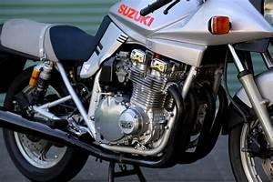 1987 Suzuki Gsx1100s Katana