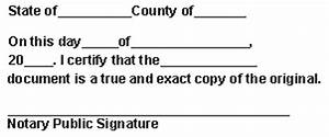 notary supplies california stamp company since 1892 With notary true copy of original document