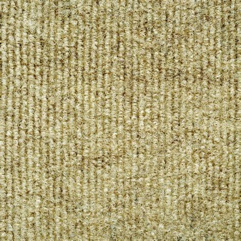 Trafficmaster Ribbed Carpet Tiles by Trafficmaster Putty Ribbed 18 Inch X 18 Inch Carpet Tiles
