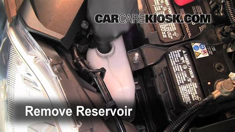 how to preview change a burnt out headlight turn signal