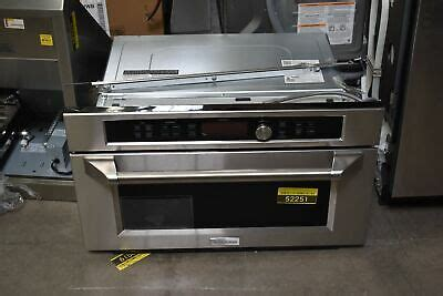 ge monogram zscjss  stainless single electric wall oven nob  hrt ebay