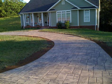 Stamped Concrete :: Colors & Patterns   Decorative