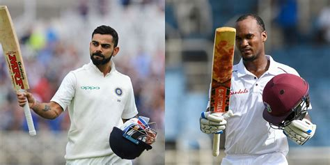 India Vs West Indies, Live Cricket Score, 1st Test, Day 1