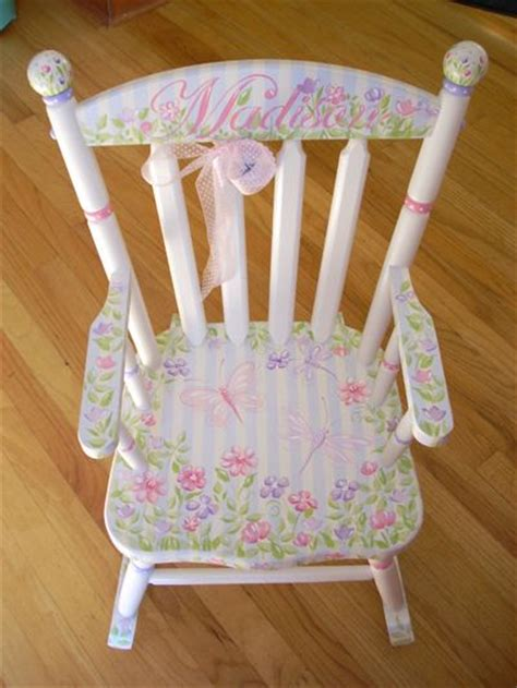 17 best ideas about painted chairs on