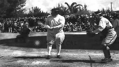 Babe Ruth Training Spring Yankees Wallpapers Florida