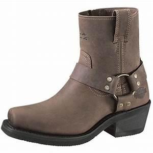 Harley Davidson Stiefel Boots : harley davidson stiefel damen boots el paso braun ~ Jslefanu.com Haus und Dekorationen
