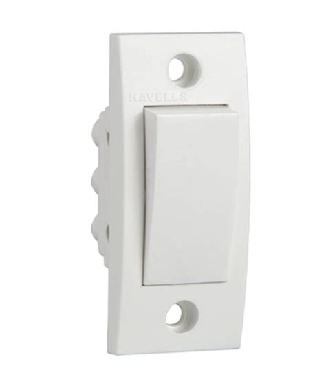 Buy Havells One Way Switch Online Low Price India