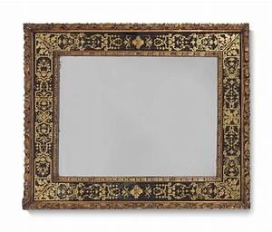 Miroir Style Baroque : miroir de style baroque probablement angleterre fin du xixe siecle reemployant des elements ~ Teatrodelosmanantiales.com Idées de Décoration