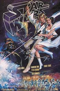 Poster Star Wars : tenth letter of the alphabet anatomy of a logo star wars ~ Melissatoandfro.com Idées de Décoration