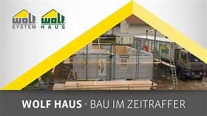 Wolf System Haus : bau eines wolf hauses im zeitraffer wolf system youtube ~ Watch28wear.com Haus und Dekorationen