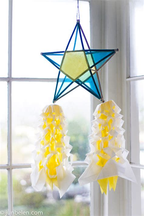 how to make christmas lanterns parol a filipino christmas symbol remit2home