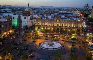 Ciudad De Guadalajara Jalisco Mexico