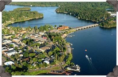 Lake Minocqua Wi Lakes Facts Aug Area