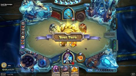 Mage Deck Hearthstone Frozen Throne by Hearthstone Knights Of The Frozen Throne C 180 Thun Mage Vs