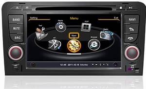 Gps Audi A1 : auto radio gps wifi pour audi a1 a3 s3 a4 s4 a5 a6 s6 a8 s8 q5 et q7 ~ Gottalentnigeria.com Avis de Voitures