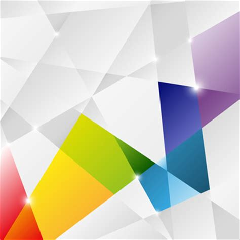 Abstract Geometric Shapes Background by Abstract Shapes Background Free Vector In Adobe