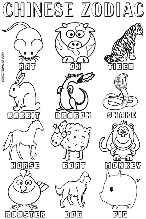zodiac signs coloring pages coloring pages