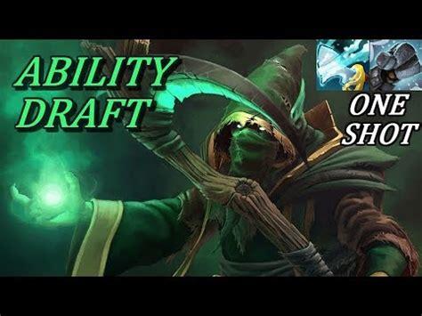 dota   kills ability draft  combos   shot