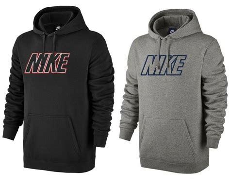 Hoodie Zipper Sweater Logo Nike s new nike logo fleece hoodie hoody hooded sweatshirt