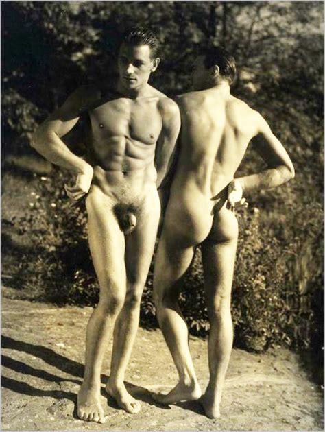 Hot Vintage Men Vintage Male Nudes