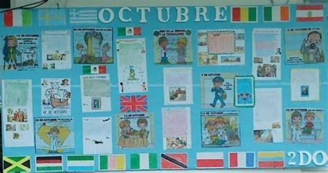 periodico mural octubre 19 imagenes educativas