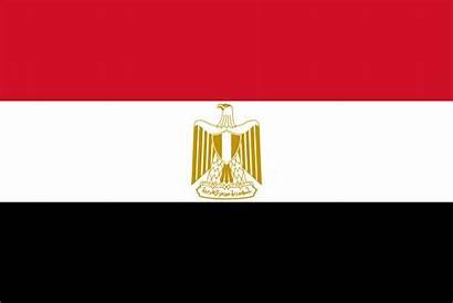 Flag Egypt Egyptian Flags Eagle Africa Egypte
