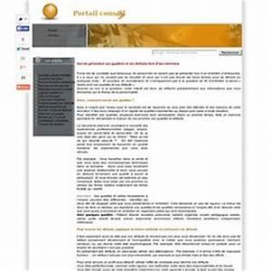 Qualités Et Défauts Entretien : sites complementaires pearltrees ~ Medecine-chirurgie-esthetiques.com Avis de Voitures