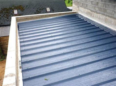 toiture bac acier isolé couverture toiture bac en acier morbihan bretagne elie le priol
