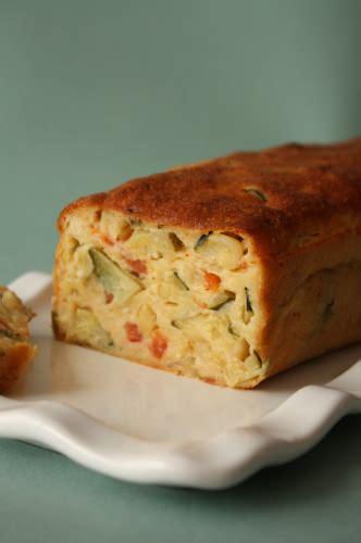 recette cake sale facile aux courgettes ma ptite cuisine