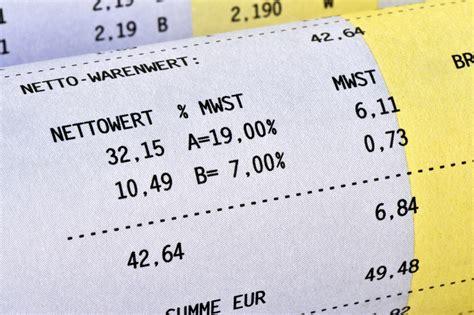 mehrwertsteuer rechner brutto netto einfach berechnen