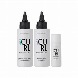 Everline - Hair Solution - Curl